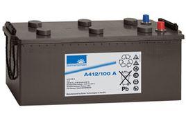 德国阳光蓄电池A412/100AH
